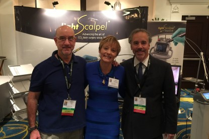 LightScalpel at the American Academy of Implant Dentistry (AAID) Annual Meeting