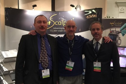 LightScalpel announces it will be exhibiting at the 95th Annual AAOMS Meeting