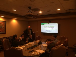 UNLV 2015 Laser Surgery Presentation