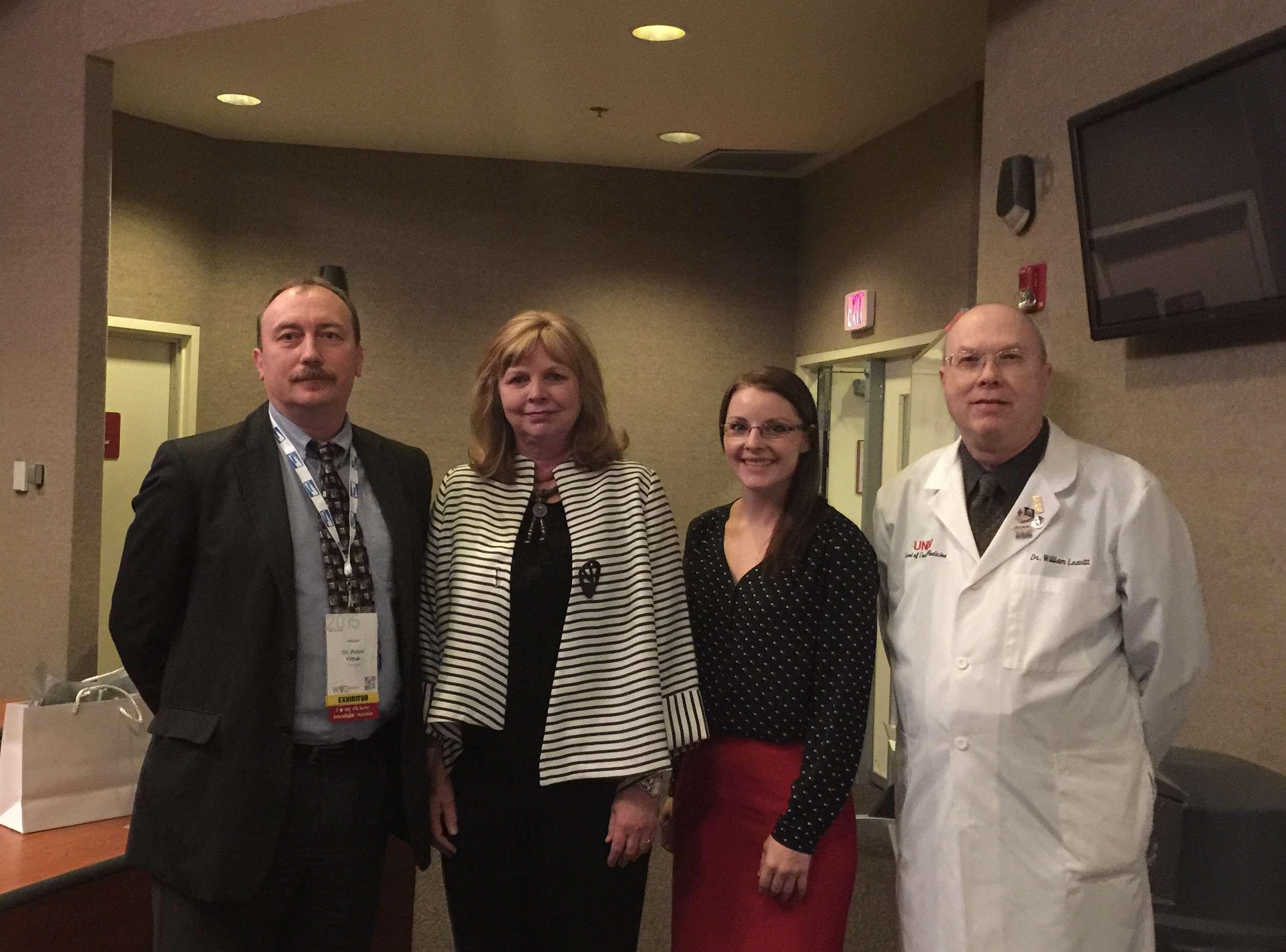 Dr Peter Vitruk Visiting Unlv School Of Dental Medicine