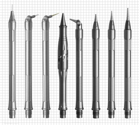 Surgical CO2 Laser Handpieces