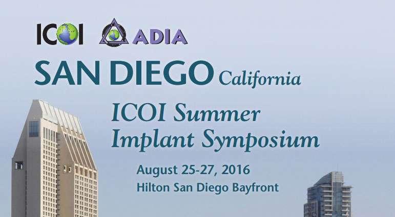 ICOI San Diego 2016