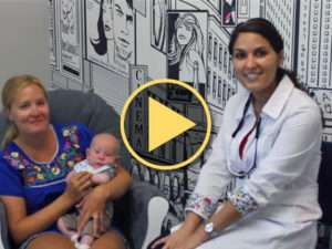 Laser Infant Frenectomy Testimonial Video