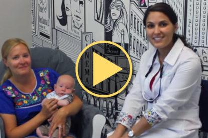 Laser Infant Frenectomy Testimonial