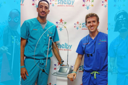 Why Dr. Baxter upgraded from a diode to LightScalpel