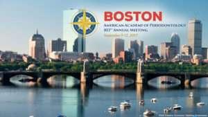 American Academy of Periodontology    Boston, MA