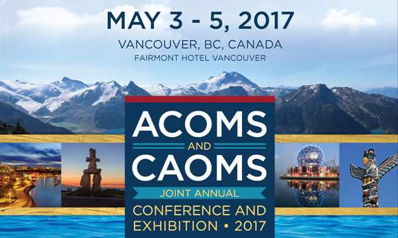 ACOMS CAOMS Joint Conference 2017