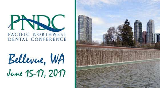 Pacific Northwest Dental Conference 2017