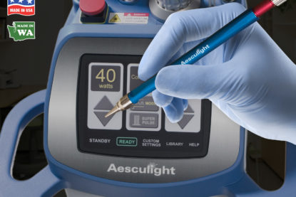 The Best Veterinary Surgical CO<sub>2</sub> Laser Gets Even Better