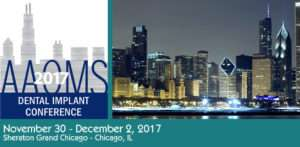 aaoms chicago dental implant con
