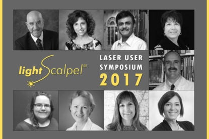 LightScalpel Laser User Symposium 2017
