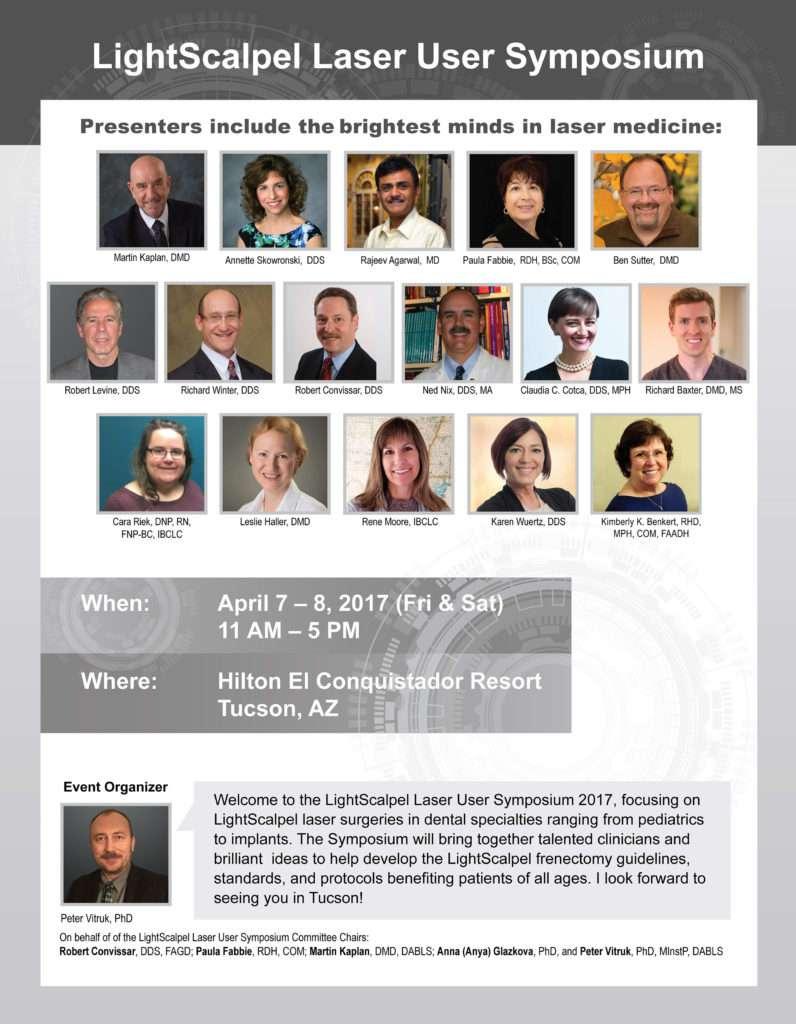 Laser Symposium 2017 Page 1