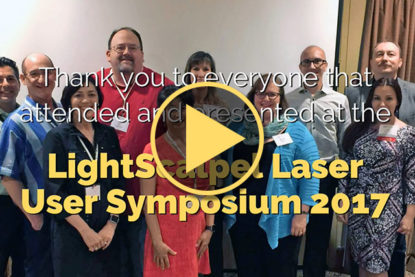VIDEO – LightScalpel Laser User Symposium 2017 – Thanks