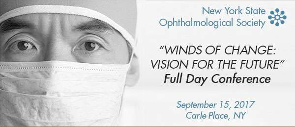 New York State Ophthalmological Society 2017