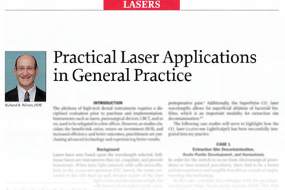 Practical Laser Applications in General Practice