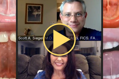 VIDEO – Scott Siegel MD, DDS interviewed by Shari Criso, RN, CNM, IBCLC, about Infant Tongue- and Lip-Ties