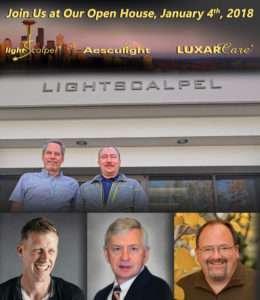 lightscalpel open house
