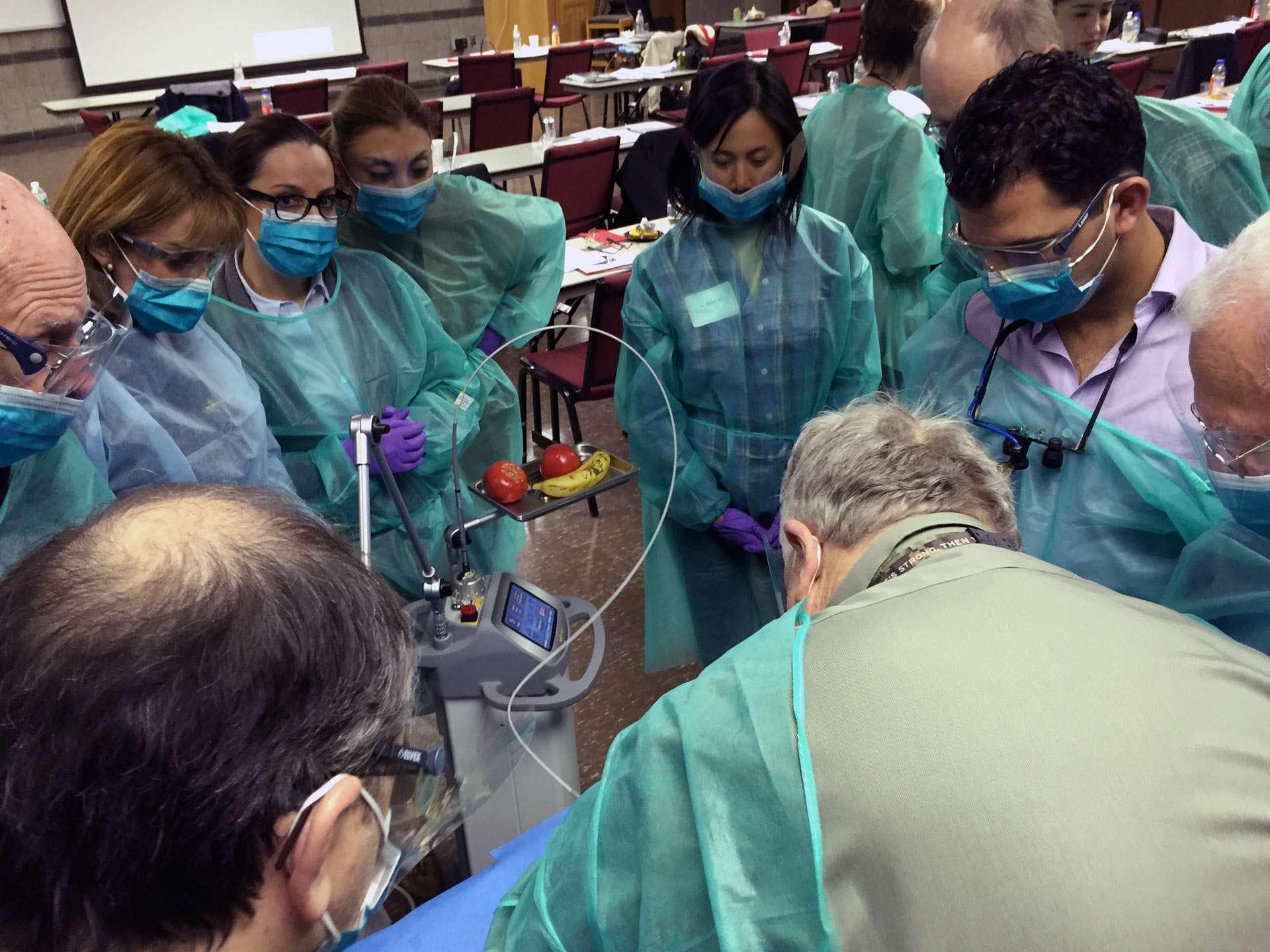 laser dentistry training certification