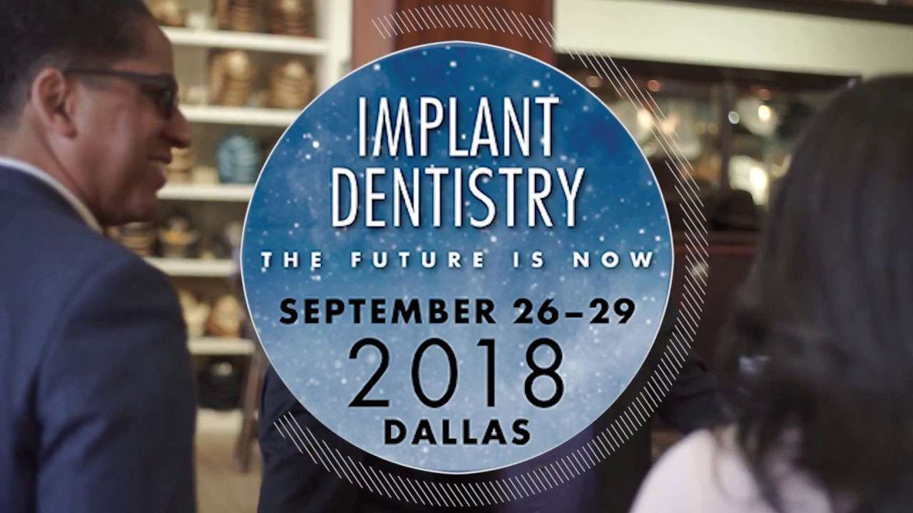 implant dentistry 2018 dallas