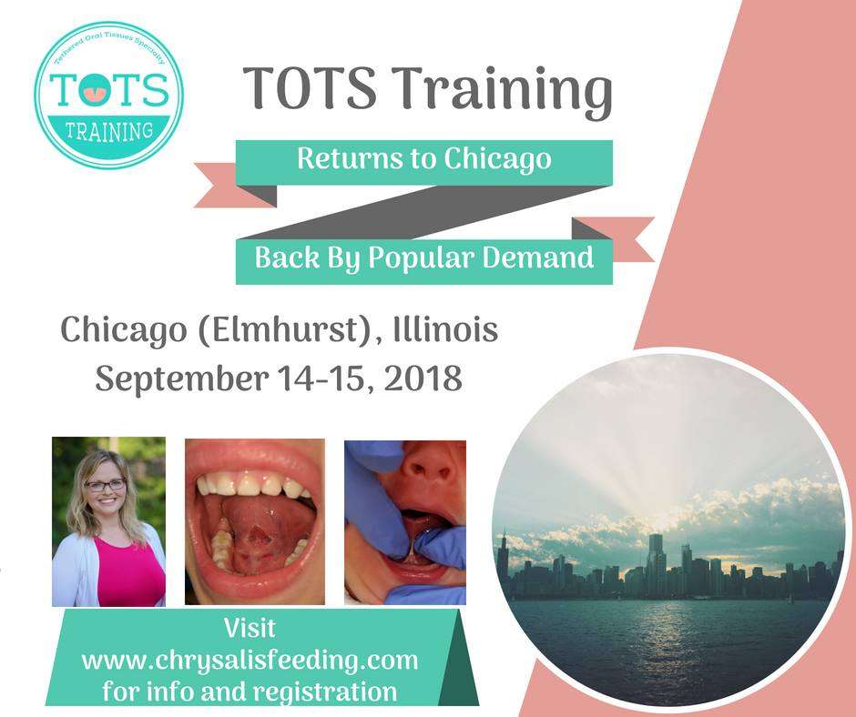 TOTS: Tethered Oral Tissues Specialty Training