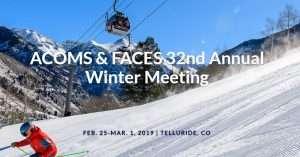 ACOMS 2019 Winter