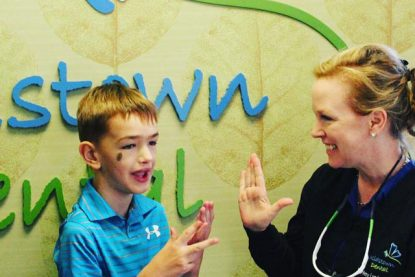 6-year-old boy speaks clearly for first time after dentist discovers he's tongue-tied