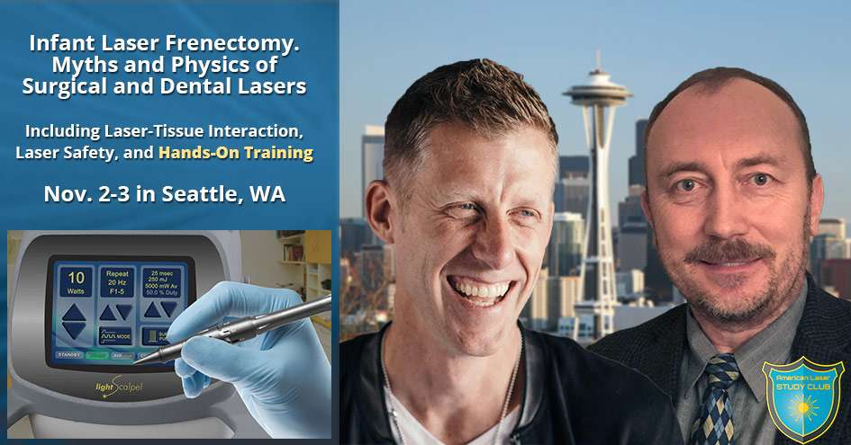 laser frenectomy course seattle 2018