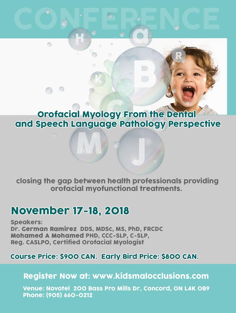 orofacial myology