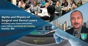 Surgical and dental laser workshop Vitruk