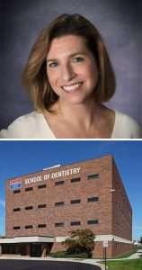 Annette Skowronski, DDS - Detroit Mercy Dental