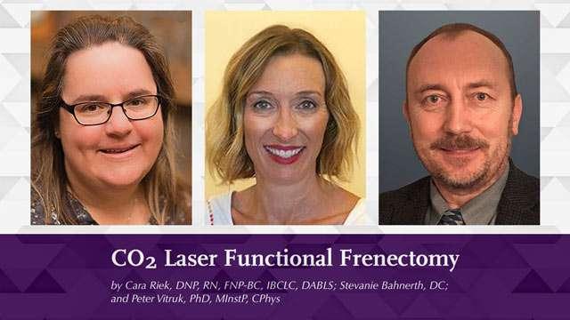 co2 laser functional frenectomy post