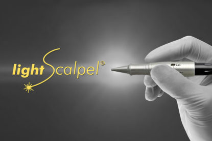 Merger of Sister Companies LightScalpel and LuxarCare