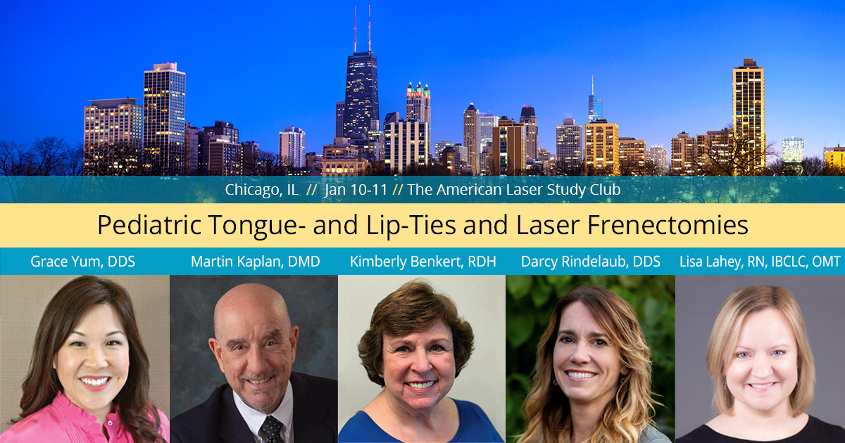 Chicago Frenectomy Course