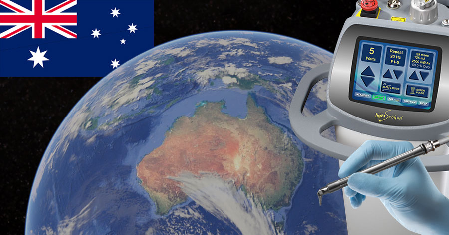 lightscalpel in australia