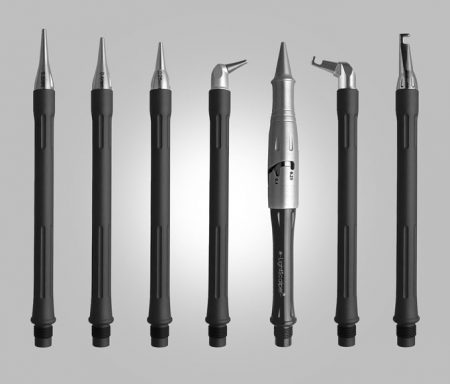 Dental and Surgical CO2 Laser Handpieces