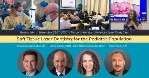 Pediatric Dentistry Course Boston 2020