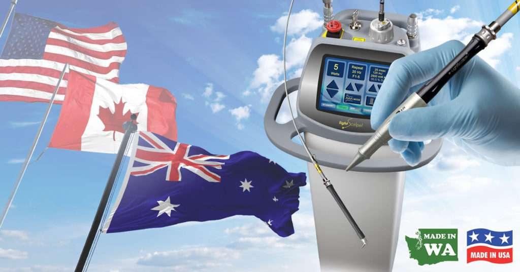 Australia LightScalpel 2020