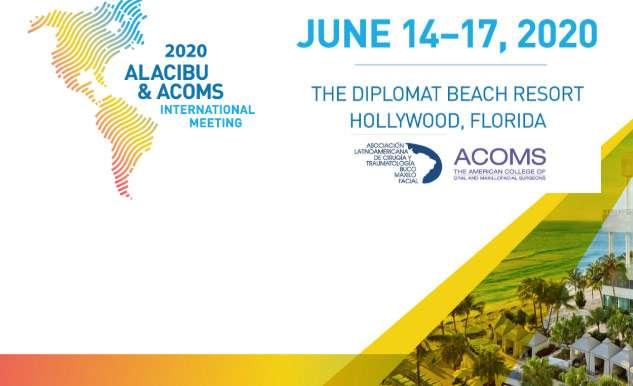 acoms 2020 meeting