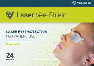 Laser Eye Shields