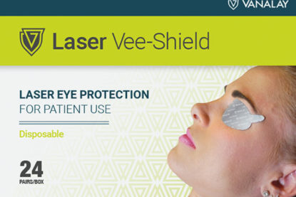 New Disposable Laser Eyeshields Now Available