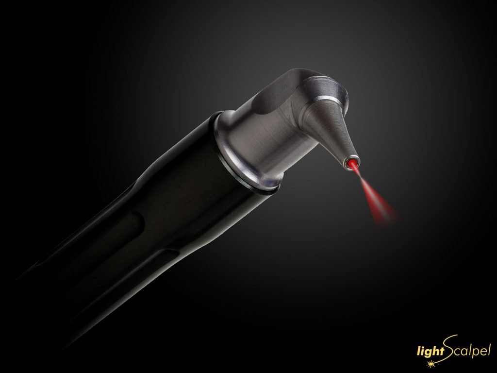 Dental Laser Handpiece LightScalpel