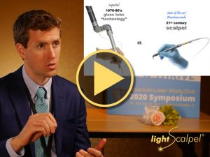 Richard Baxter, DMD, choosing the best dental laser for soft-tissue procedures Video