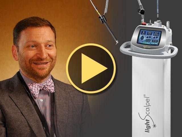 Leonard Kundel, DMD, LightScalpel Dental Laser Manufacturer Review
