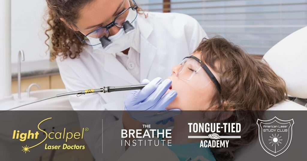 laser tongue tie doctors list