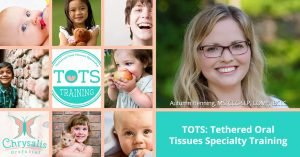course tots autumn henning tongue tie