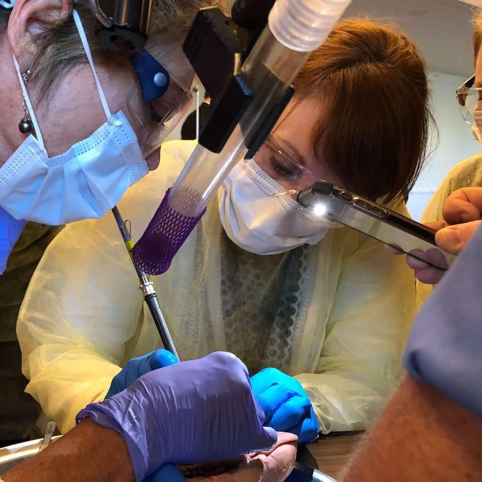 laser orthodontics