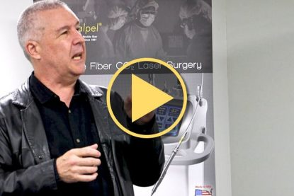 Laser Dentistry Lecture by Dr. Laurence J. Walsh
