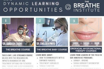 Upcoming Learning Opportunities At The Breathe Institute