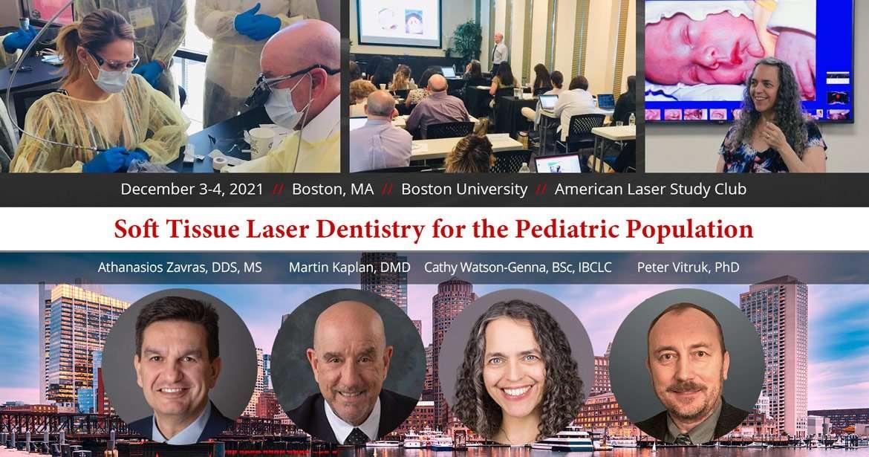Soft Tissue Laser Dentistry for the Pediatric Population