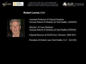 Dr. Levine - 1